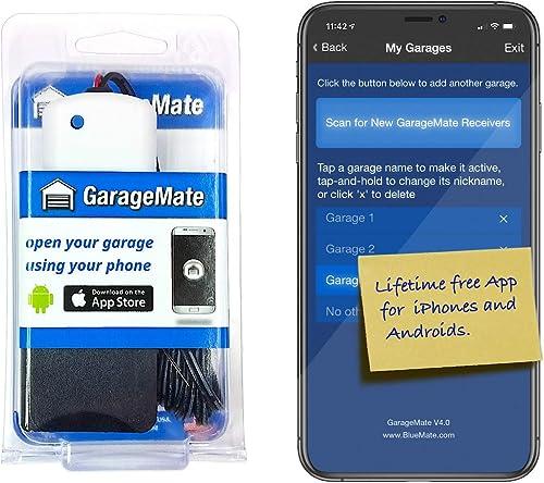 GarageMate: Bluetooth 4.0