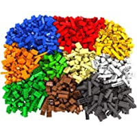 Happy GiftMart 550 Pcs of Cogo Building Blocks Construction Set Lego Compatible - Multicolour