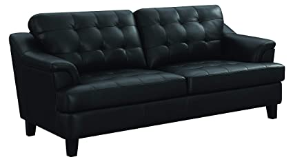 Amazon.com: Coaster Home Furnishings Freeport Upholstered ...