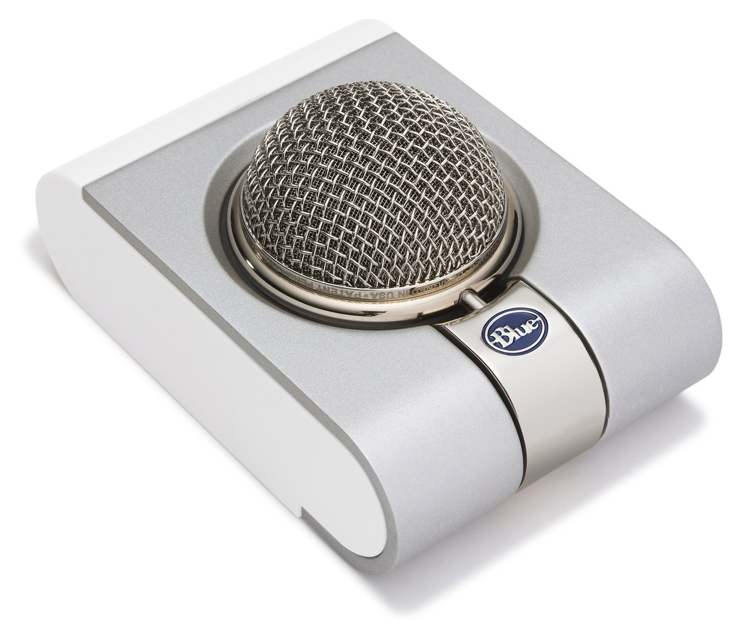 Blue Snowflake USB Microphone by Blue