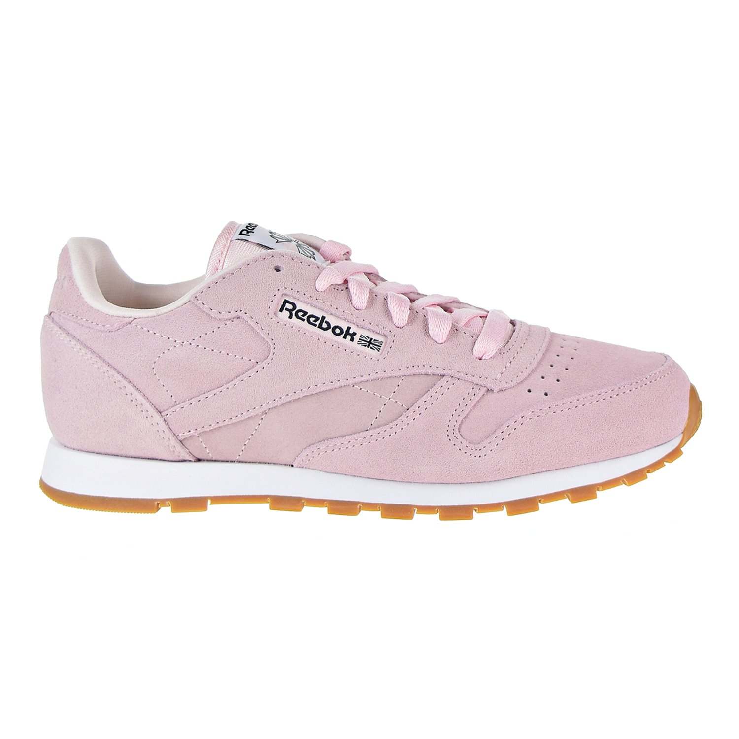 Reebok Classic Leather Pastels Shoe Juniors Running