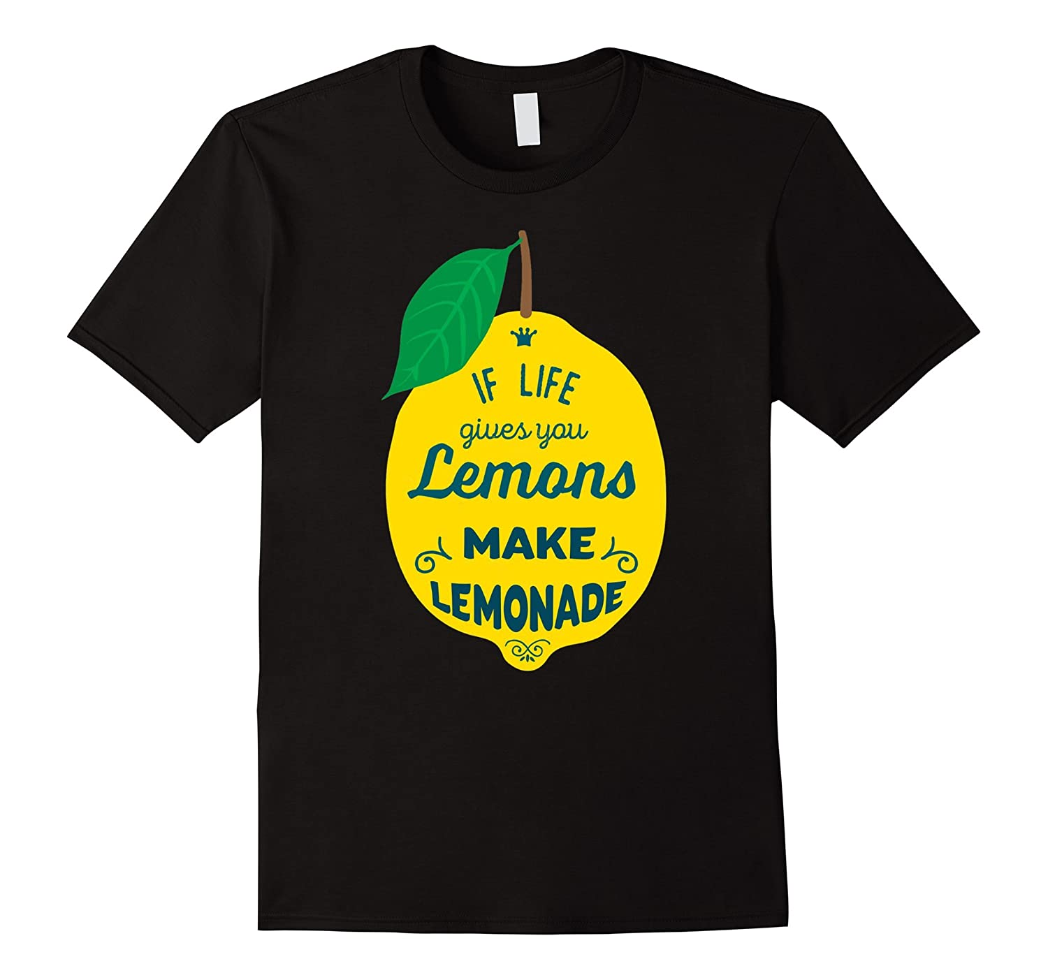 Lemonade Day T-Shirt - when life gives you lemons shirt-Vaci