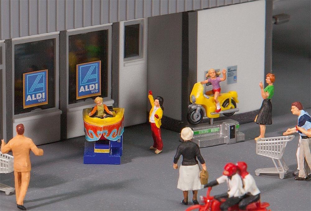 mod/èle Construction Faller FA 180608/ /Balan/çoire Machines Kiddie Rides Accessoires pour Le mod/èle ferroviaire