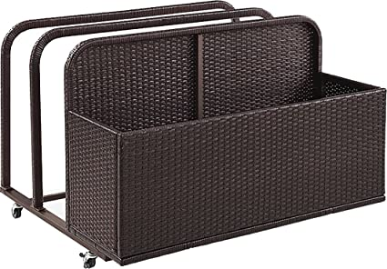 Amazon.com: Crosley Furniture CO7303-BR Palm Harbor ...