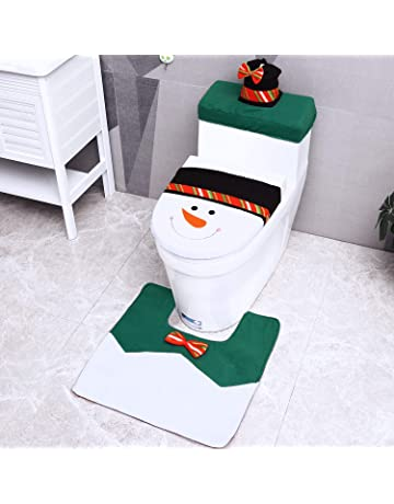 Astonishing Shop Amazon Com Toilet Lid Tank Covers Squirreltailoven Fun Painted Chair Ideas Images Squirreltailovenorg