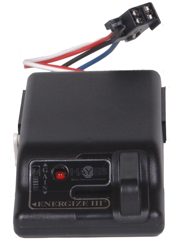 Hayes 81741b Energize Iii Brake Controller Automotive Trailer Wiring Diagram