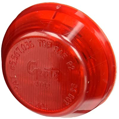 """Grote G1092 Hi Count Red 2 1/2\"""" 9-Diode LED Clearance Marker Light: Automotive [5Bkhe0110172]"""