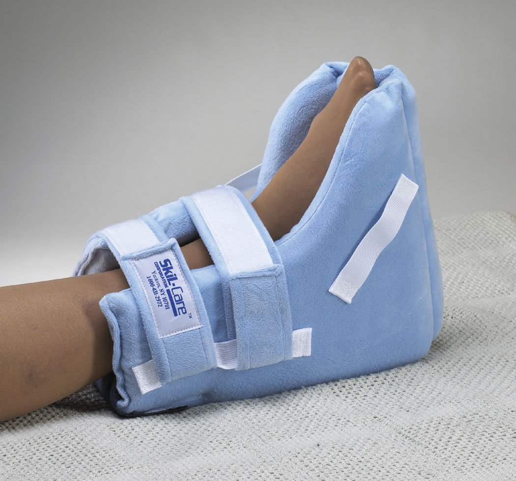 MCK53353000 - Skil-care Heel Float Medium Blue by Skil-Care