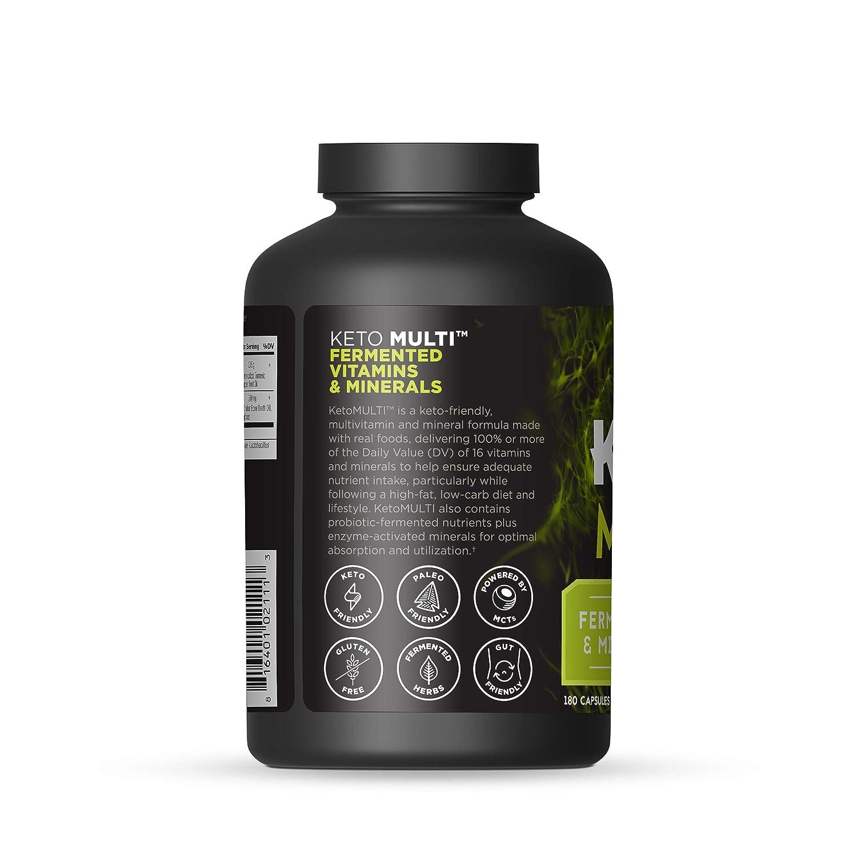 Amazon.com: Ancient Nutrición ketomulti Vitaminas y ...