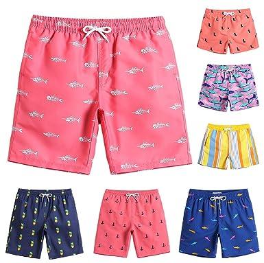 0d4c633cb1 MaaMgic Boys 2T Swim Trunks Toddler Swim Shorts Little Boys Bathing Suit  Swimsuit Toddler Boy Swimwear
