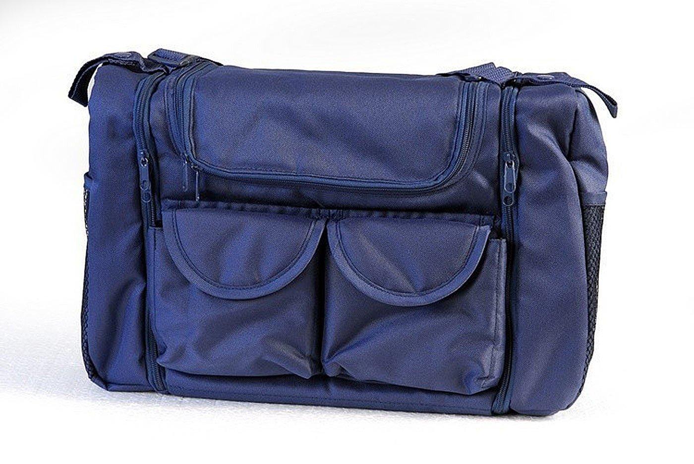 diverse Farben Wickeltasche Tasche mit Wickelauflage 1801-08 rechteckig von UNITED-KIDS Farbe:Blau