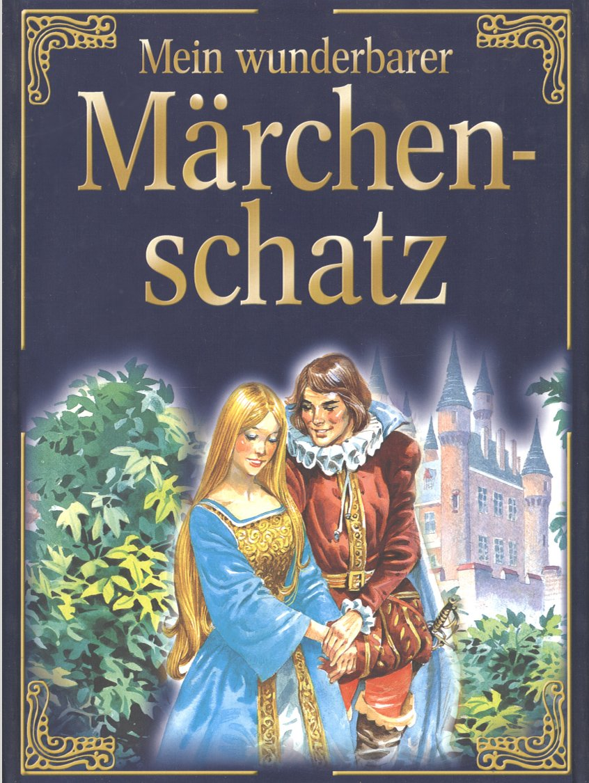 Mein wunderbarer Märchenschatz: Amazon.de: Brüder Grimm, Hans ...