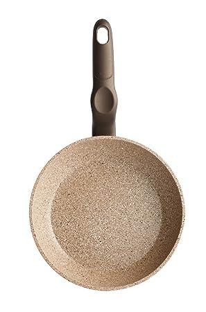 Quid Forja Wave - Sartén de Aluminio Forjado de inducción, 24 cm: Amazon.es: Hogar