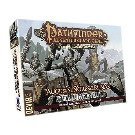 Amazon.com: Devir – Pathfinder Mallet 4: The Strength of The ...