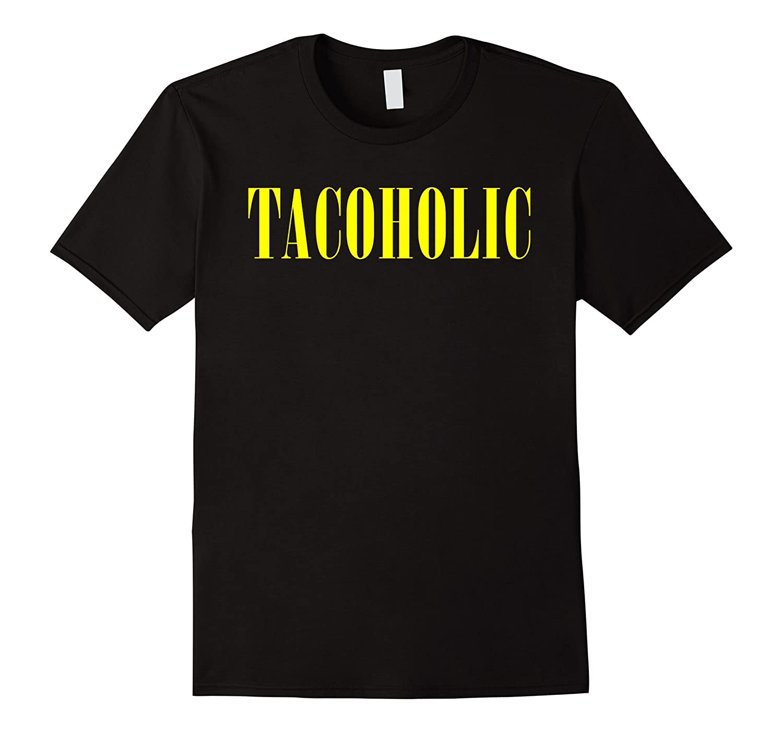 TACOHOLIC Dad Grunge Classic Vintage Taco T Shirt 4 Fathers