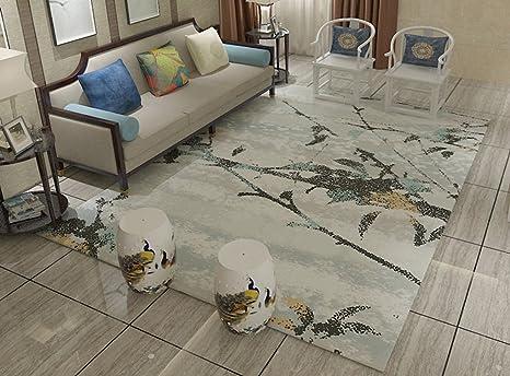 Amazon.com: Miaoruiqin Jin PING - Alfombra rectangular para ...