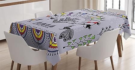 Complete set traditional Art Runner Table Cover Cloth Handicrafts-velvet