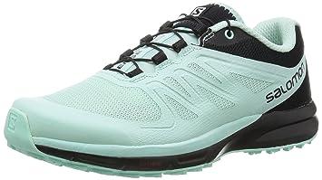 Salomon Sense Pro 2 Trail Running Shoe - Women's Igloo Blue/Igloo Blue/Black