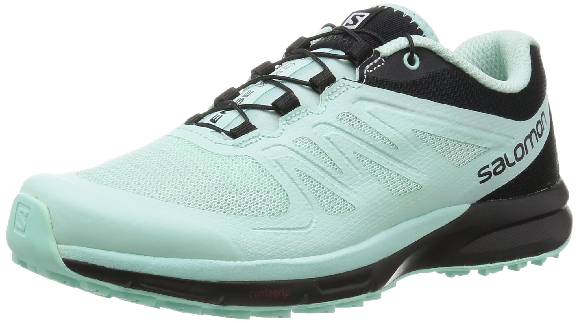 Salomon Sense Pro 2 Trail Running Shoe - Women's Igloo Blue/Igloo Blue/Black 7
