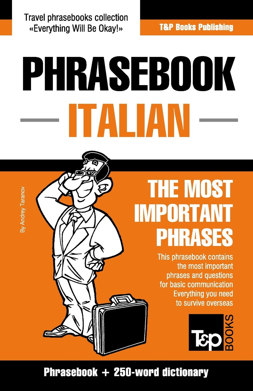 Read Online English-Italian phrasebook and 250-word mini dictionary PDF
