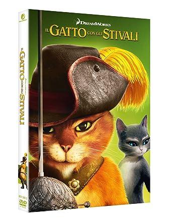 Il Gatto Con Gli Stivali (New Linelook): Amazon.it: Cartoni