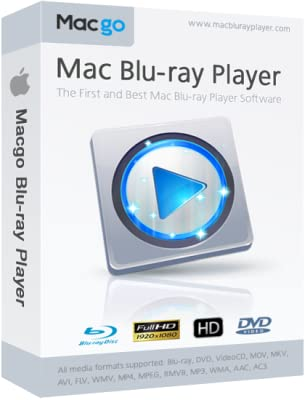 Macgo Mac Blu-ray Player [Download]