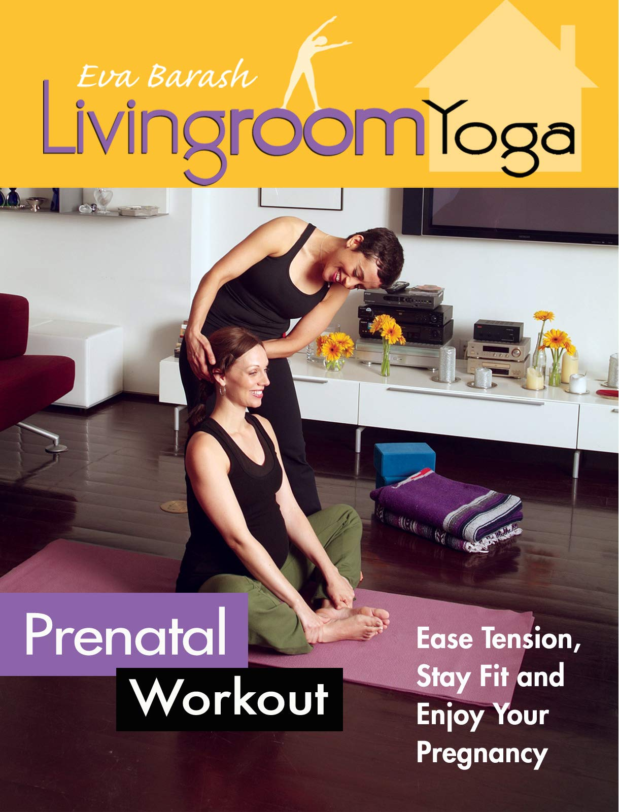 Livingroom Yoga Prenatal Yoga on Amazon Prime Video UK