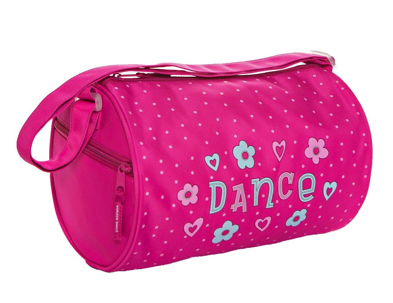 Horizon Dance 8102 Alaina Small Dance Duffel Bag for Little Girls