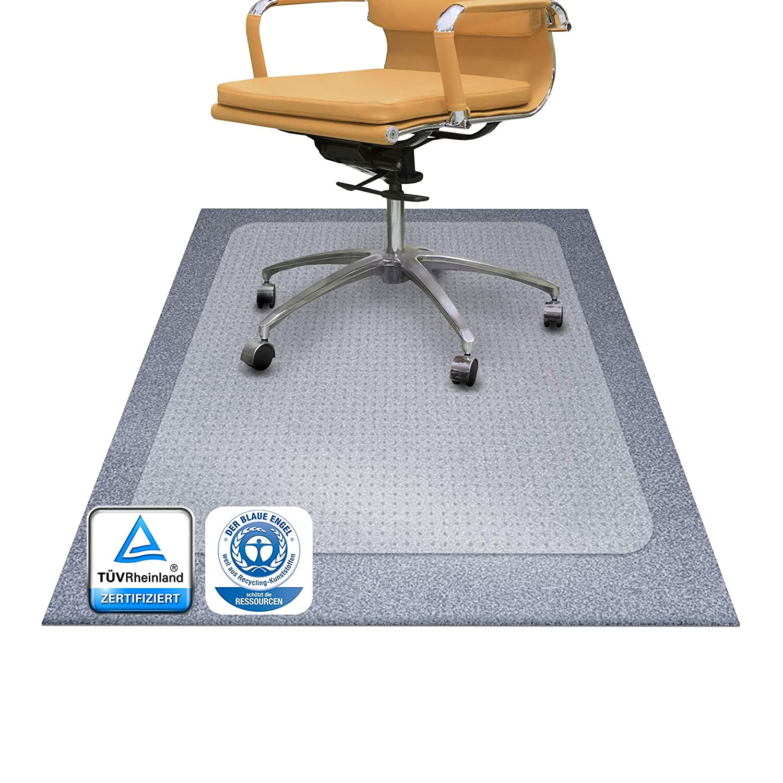 Bürostuhlunterlage Teppich