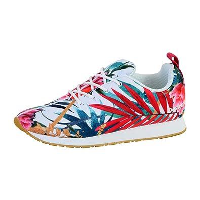 Zapatillas Desigual Rubber Sole Tropic - Color - 0, Talla - 38: Amazon.es: Zapatos y complementos