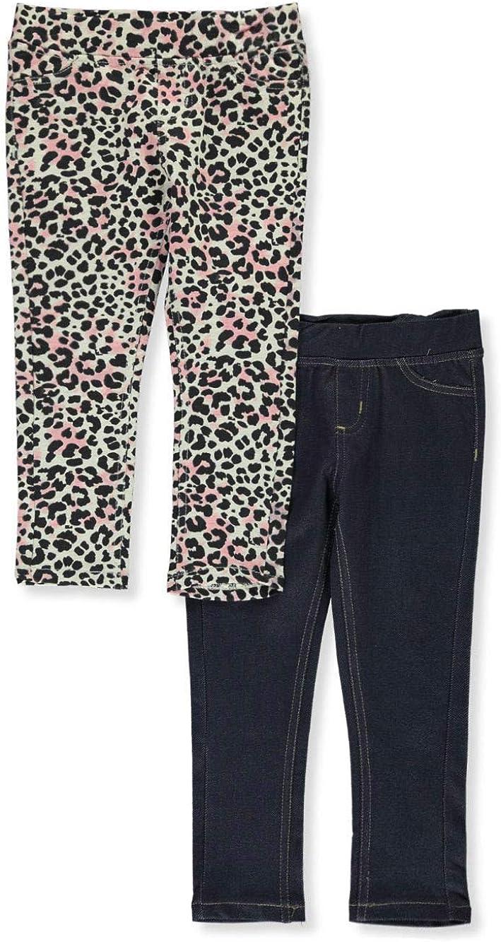 VIGOSS Girls Pant 2-Pack Leggings