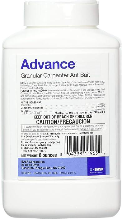 Updated 2021 – Top 10 Ant Block Home Perimeter Ant Bait Granules