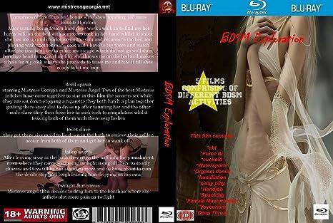 BDSM Exploration 2014 B-Ray [Reino Unido] [Blu-ray]: Amazon ...