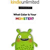 What Color Is Your Monster?: Colors, Numbers, and Shapes (I Love You...Bedtime stories children's books) (English Edition)