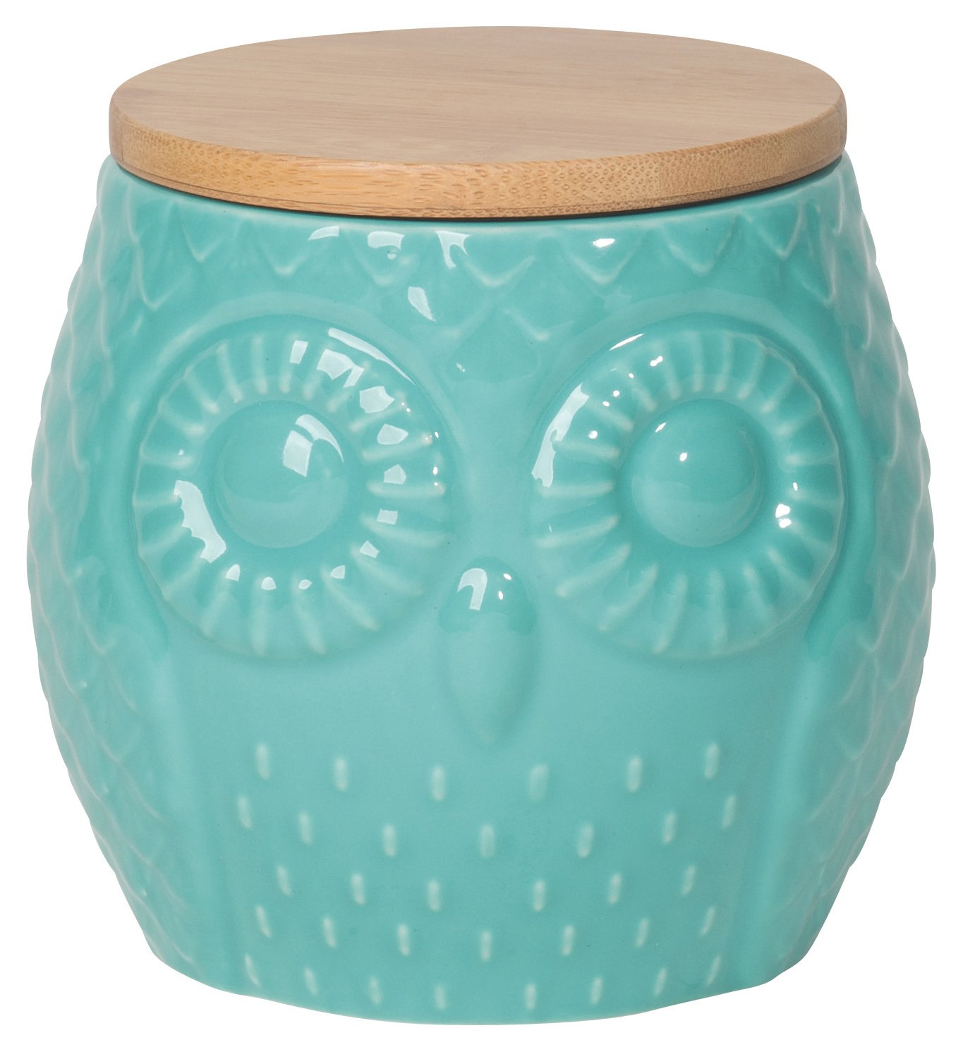 Amazon.com: Now Designs Owl Canister: Kitchen & Dining