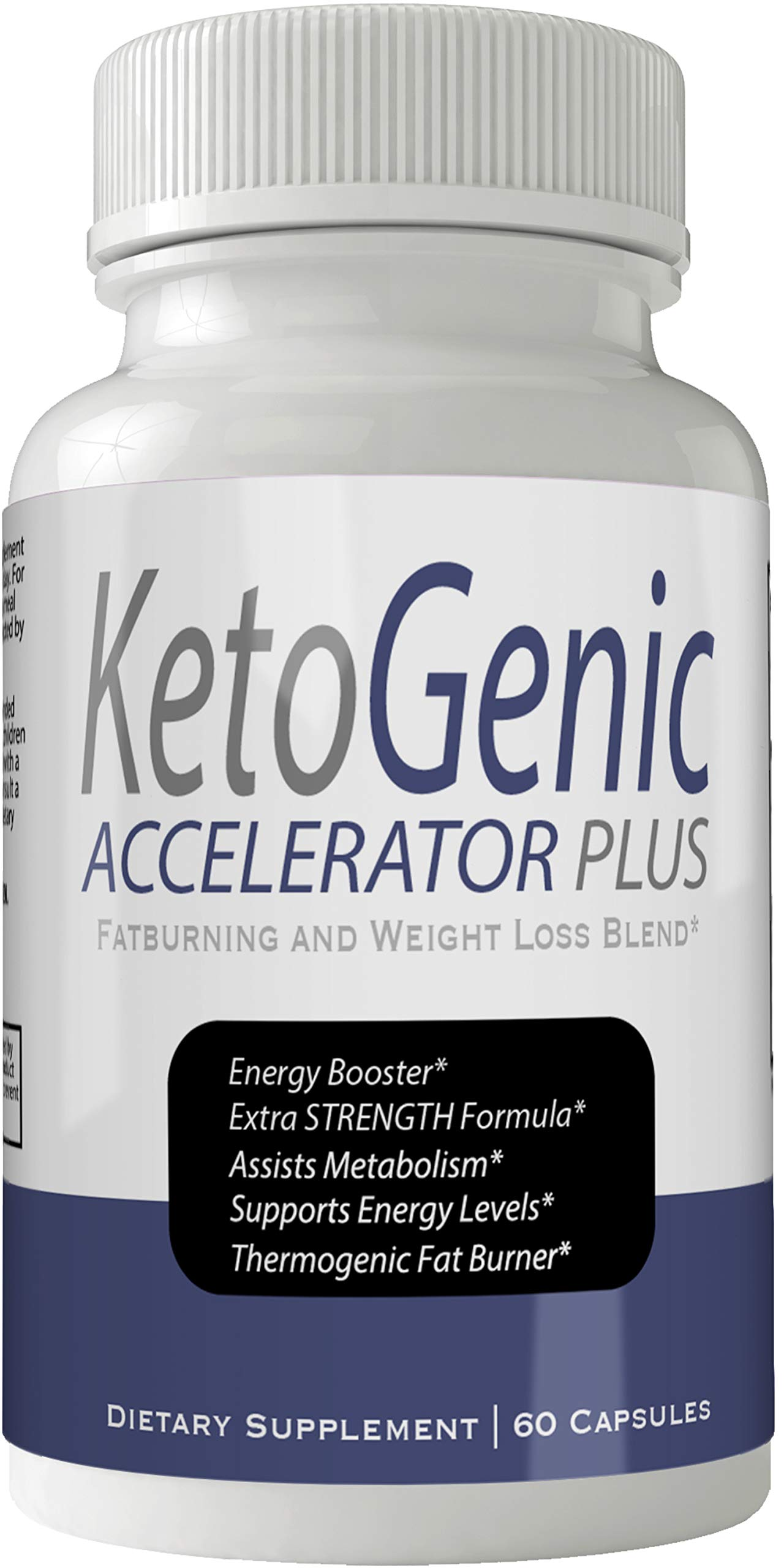 Ketogenic Accelerator Plus Pills Weight Loss Keto Blend Diet Capsules, Weightloss Lean Fat Burner, Advanced Thermal Fat Loss Supplement for Women and Men by nutra4health LLC