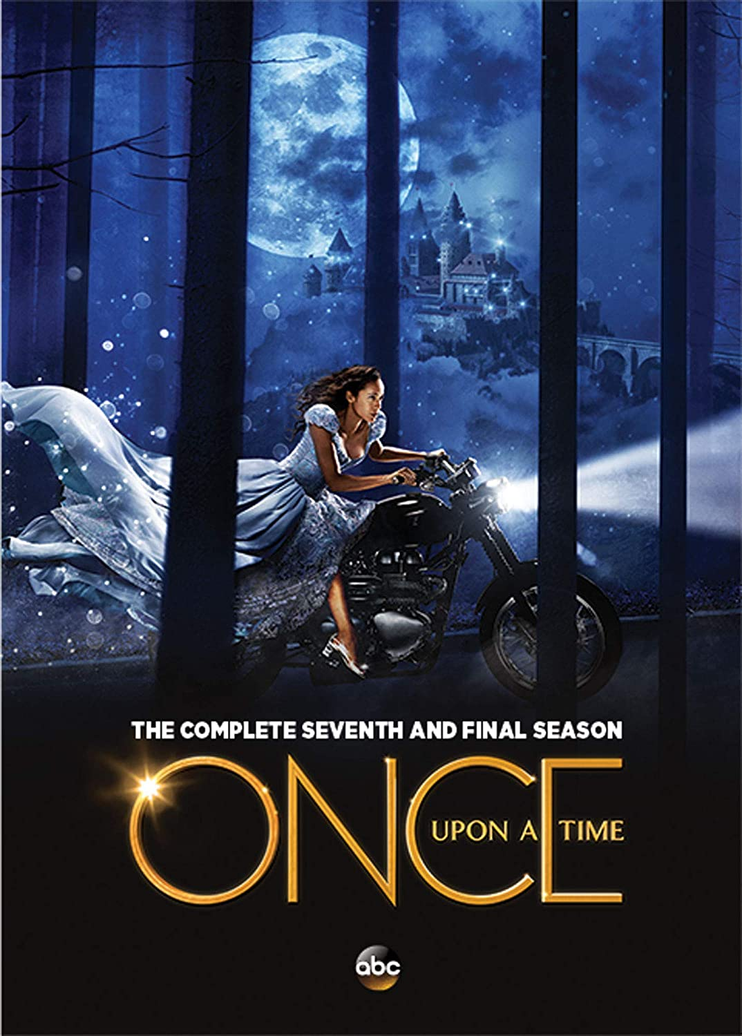 Once Upon a Time: The Complete Seventh and Final Season Lana Parrilla Colin O'Donoghue Robert Carlyle Andrew J. West