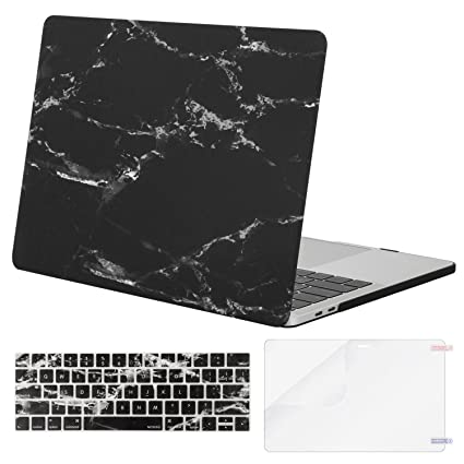san francisco a1ec7 50336 MOSISO MacBook Pro 13 inch Case 2019 2018 2017 2016 Release A2159 A1989  A1706 A1708, Plastic Pattern Hard Shell& Keyboard Cover& Screen Protector  ...