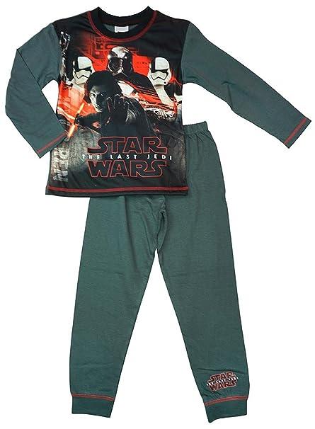 Star Wars Pyjamas Pijama Dos Piezas - para Niño: Amazon.es: Ropa y accesorios