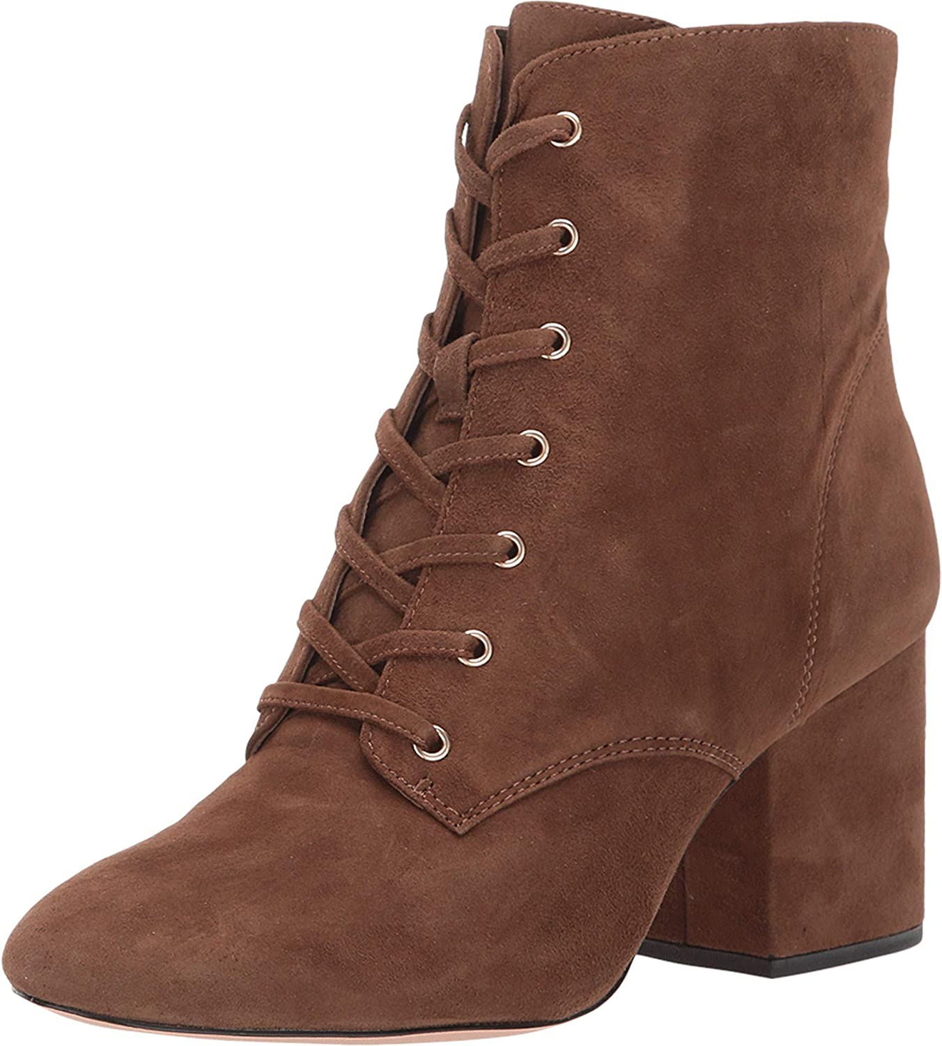 J.Crew Suede Lace-Up Maya Boot