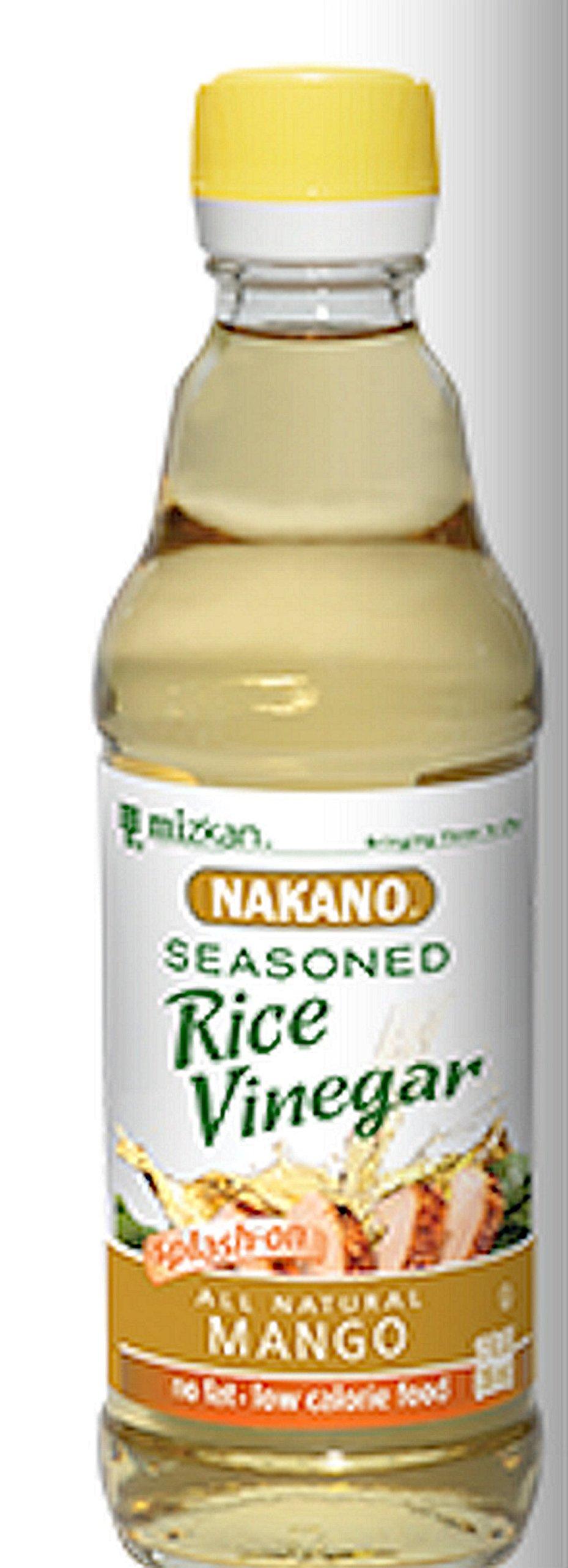 Nakano Mango Seasoned Rice Vinegar