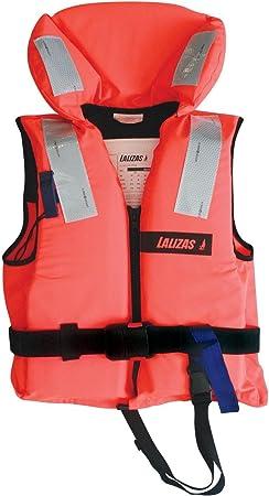 Lalizas 71078 Chaleco Salvavidas Naranja Unisex ni/ños 30-40 kg