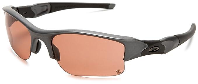 6a2fd93c2b6 Oakley Men s Flak Jacket XLJ Transitions Sunglasses