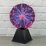Global Gizmos - Lampada a sfera Magic Plasma, ca. 20 cm