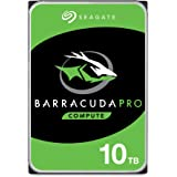 Seagate BarraCuda Pro 10TB Internal Hard Drive Performance HDD – 3.5 Inch SATA 6 Gb/s 7200 RPM 256MB Cache for Computer…