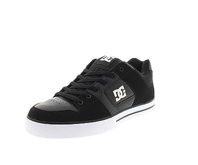 newest 7b23d ab153 DC Schuhe in Übergrößen - PURE 300660 - black white, Größe ...