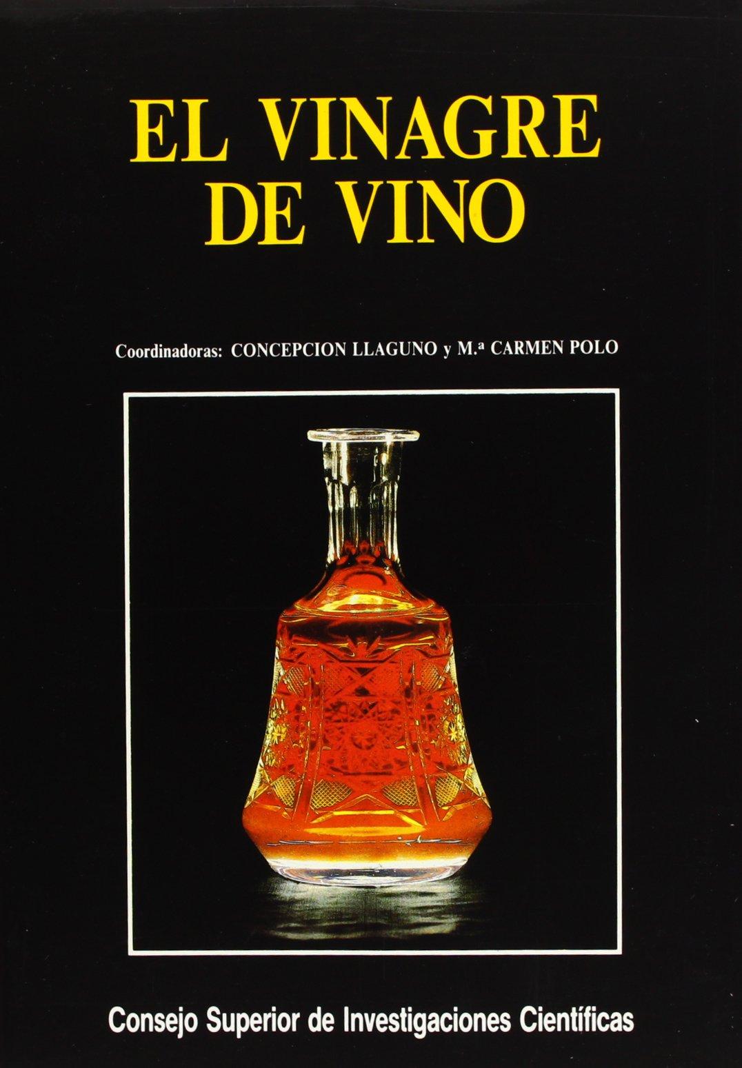 El vinagre de vino: Amazon.es: Polo, María Carmen, Llaguno ...