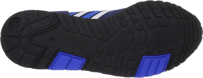 adidas Herren Phantom Sneaker, BlueNavy BlueGreyWhite, 39 EU