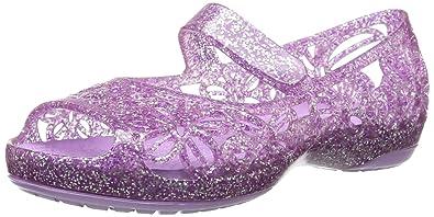 05e48587dccb Crocs Girls Isabella Glitter Flat Ps Ballet