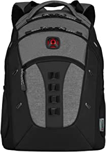 "Swiss Gear Wenger North America Granite 16"" laptop Backpack - Gray"